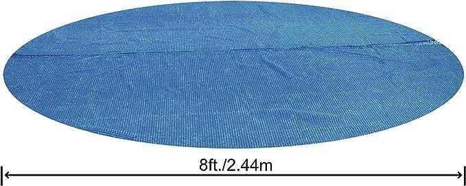 Bestway 58060 - Cobertor Solar para Piscina Desmontable Ø210 cm ...