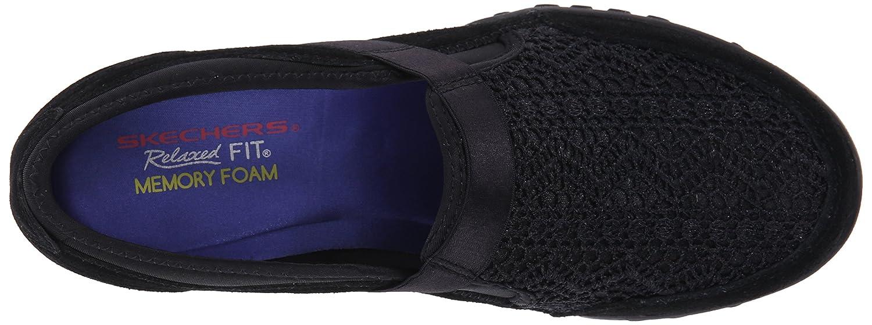Skechers Sport B00T7EGZFO Women's Beathe Easy Our Song Fashion Sneaker B00T7EGZFO Sport 8.5 B(M) US|Black 1dde13