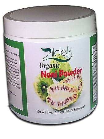 Amazoncom Pure Organic Noni Fruit Powder 8 Oz Health Personal Care