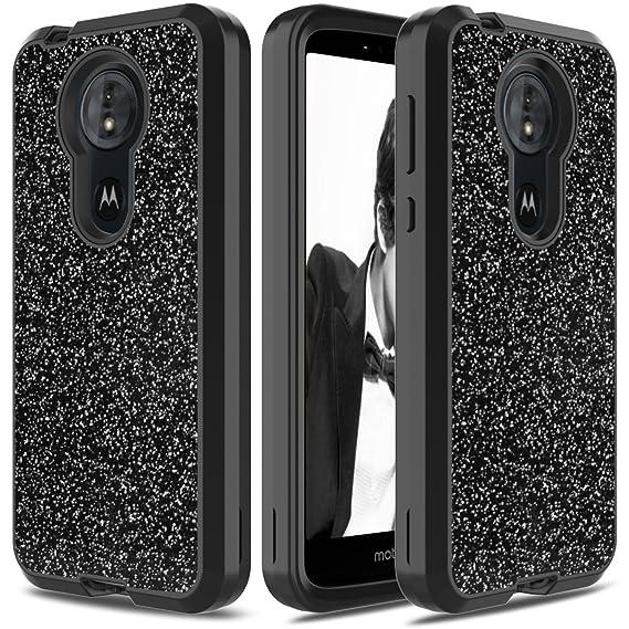 0824182af024 Amazon.com  USHAWN Moto E5 Plus Case