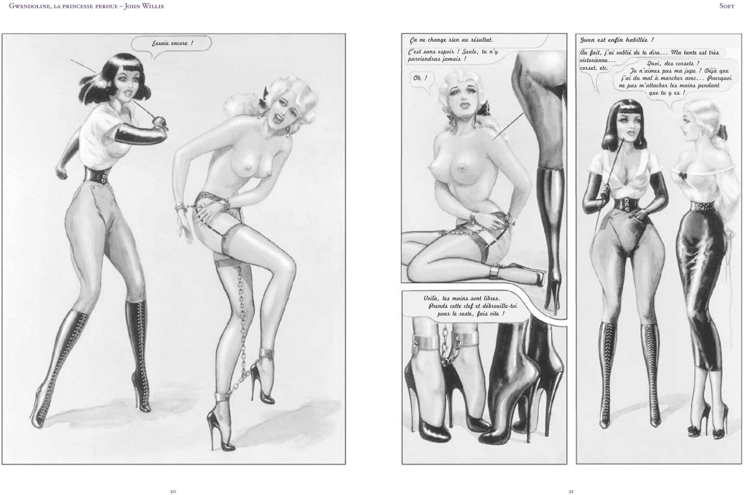 CГ©lГЁbre bande dessinГ©e vidГ©o de sexe