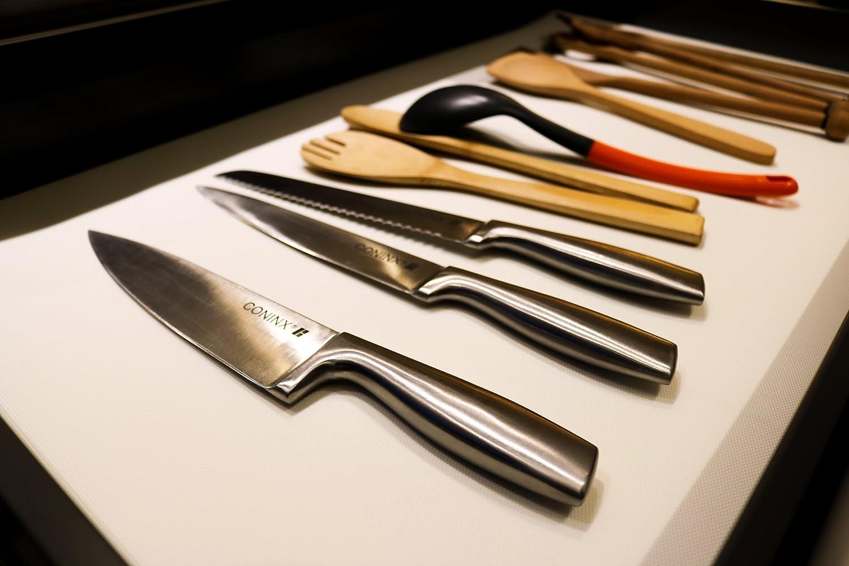 Antirutschmatte kuchenschublade for Schubladeneinlage kuche
