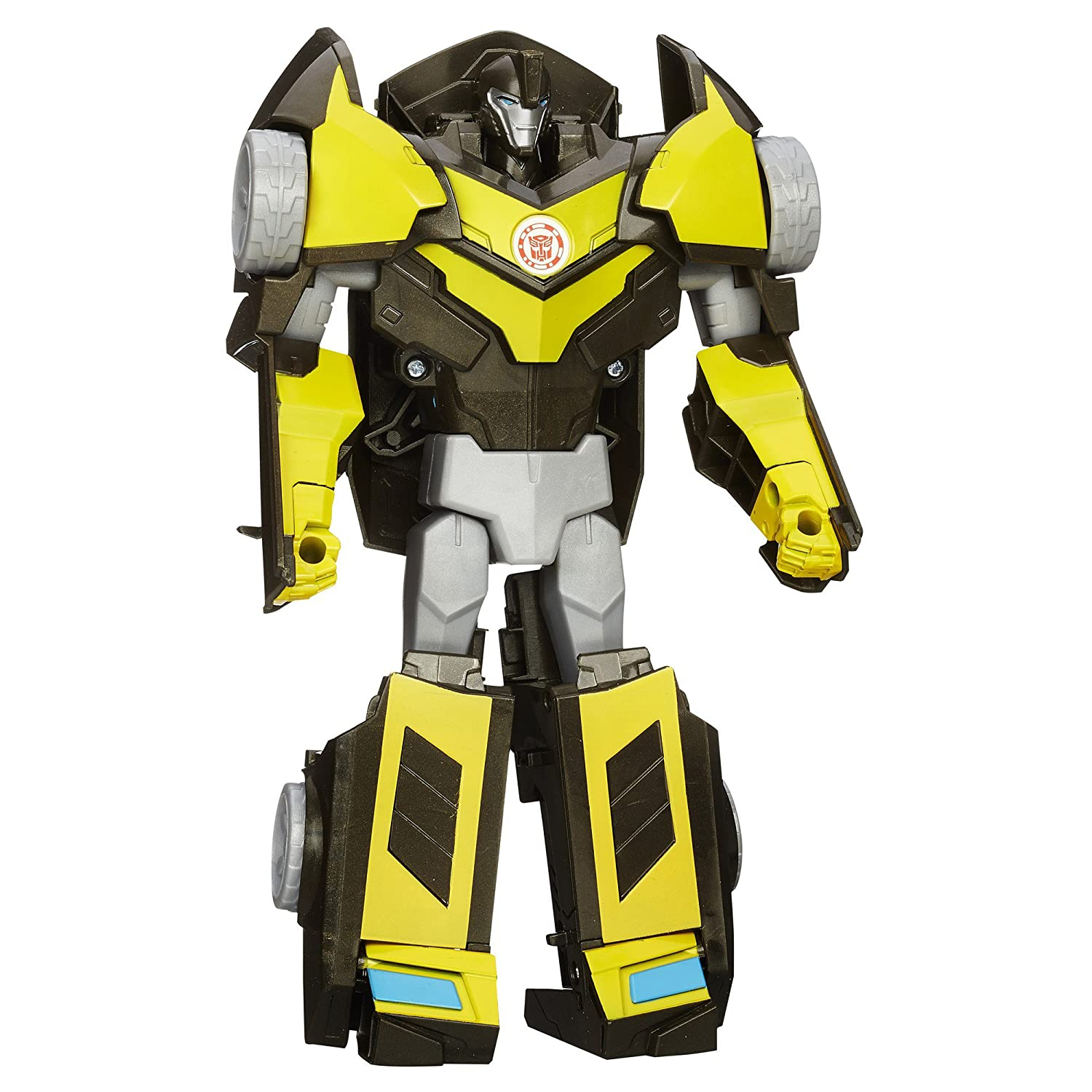 amazon com transformers robots in disguise 3 step changers night