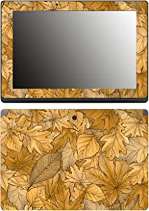 'Disagu SF 106491_ 1188Designer Display Film for Acer Aspire Switch 10E SW3013–Autumn Leaves Sepia Clear