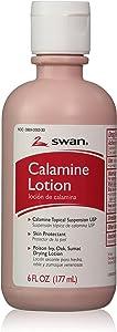 Swan Calamine Lotion, 6 Oz
