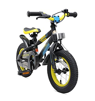 BIKESTAR® Universal Training Wheels for 14//16 inch Kids Bikes White