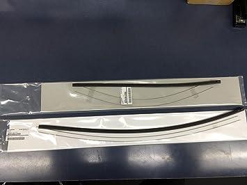 2010 - 2014 Subaru OutBack Legacy frente parabrisas limpiaparabrisas Recambio Set original: Amazon.es: Coche y moto