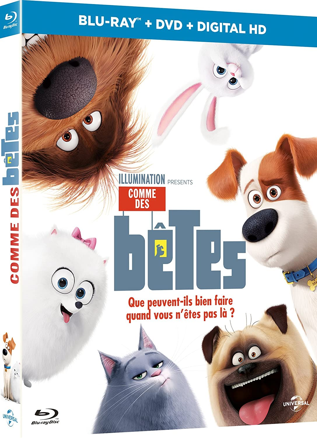 Comme des bêtes TRUEFRENCH BLURAY 1080p