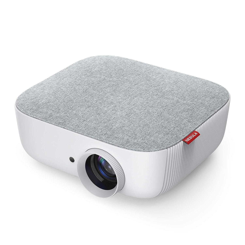 Nebula Prizm di Anker - Proiettore multimediale, 100 ANSI e 480p LCD, con altoparlante da 5 W, con HDMI e USB, per film, video, immagini, musica e molto altro AK-D2210323