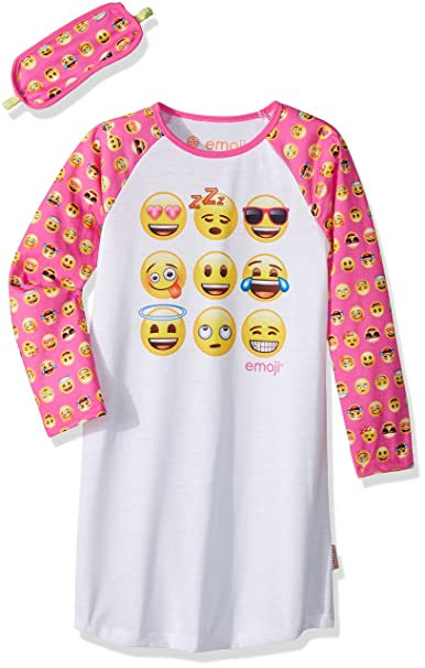 EMOJI Little Girls' L43820, Multi, 4