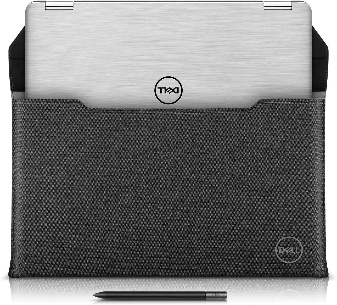 PE1420V has a Stylish and Contemporary Sleeve Design and Offers Sturdy Protection from for Your Dell Latitude 7400 2-in-1 When You are on-The-go Dell Premier Sleeve 14