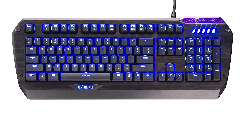 Tesoro Spectrum G1NL-V2 Keyboard Download Driver