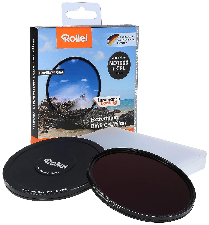 Rollei Dark CPL ND1000 72mm Extremium   B07CPXZN77