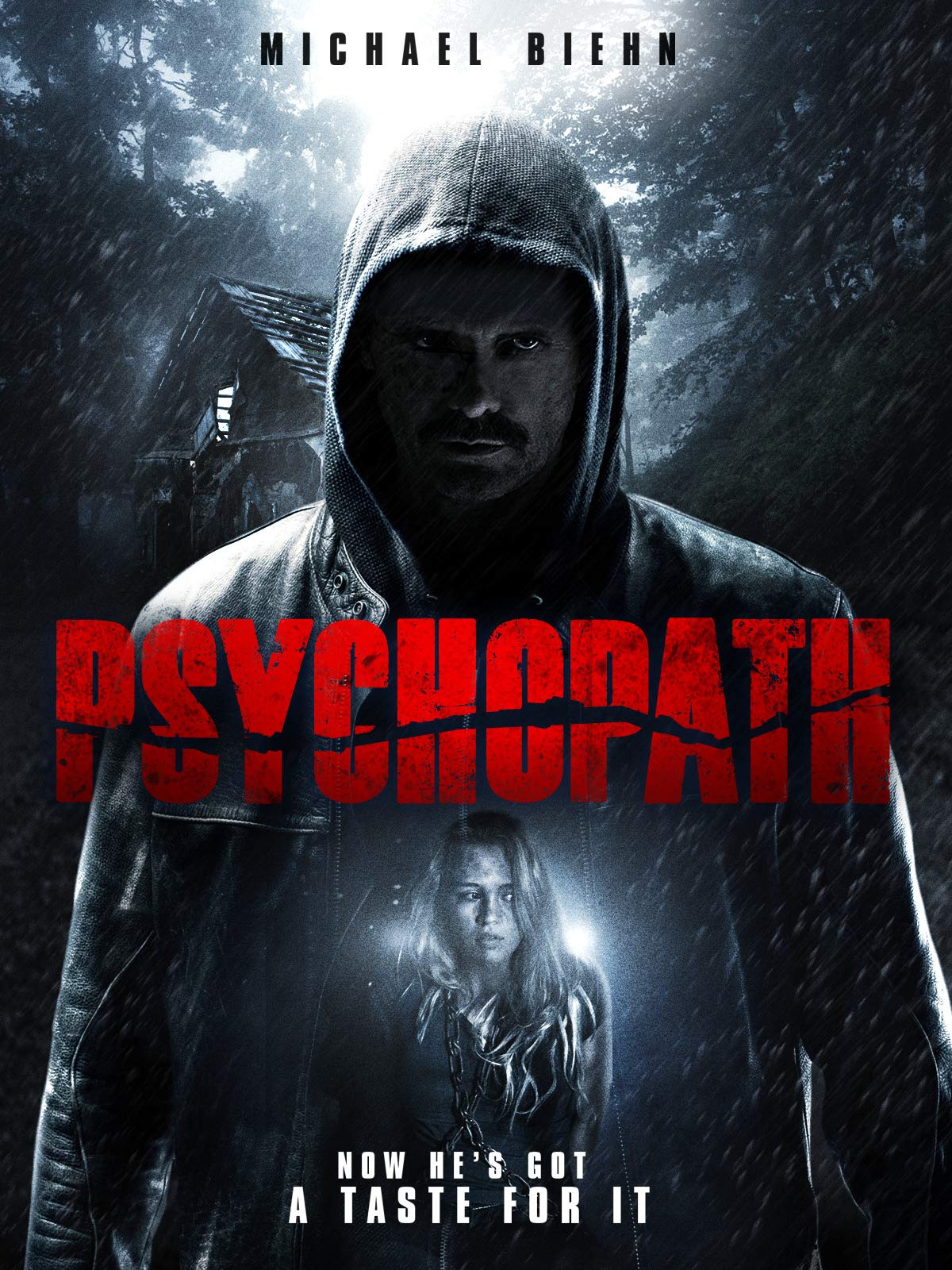 Psychopath on Amazon Prime Instant Video UK