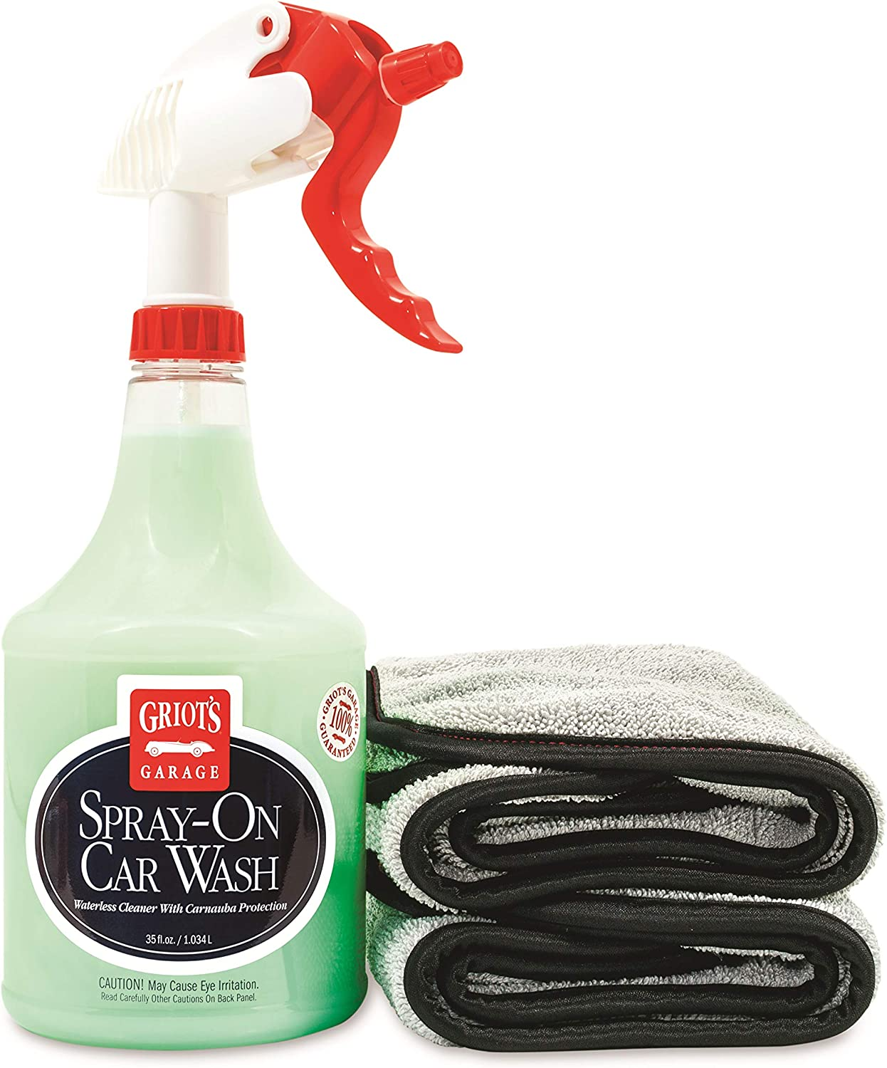 11234 PFM Spray-On Car Wash Kit