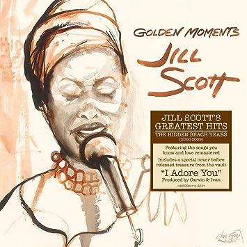 Jill Scott Golden Moments Amazon Com Music