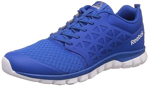 8e1adc32e9ac3d Reebok Men s Sublite Xt Cushion 2.0 Blue