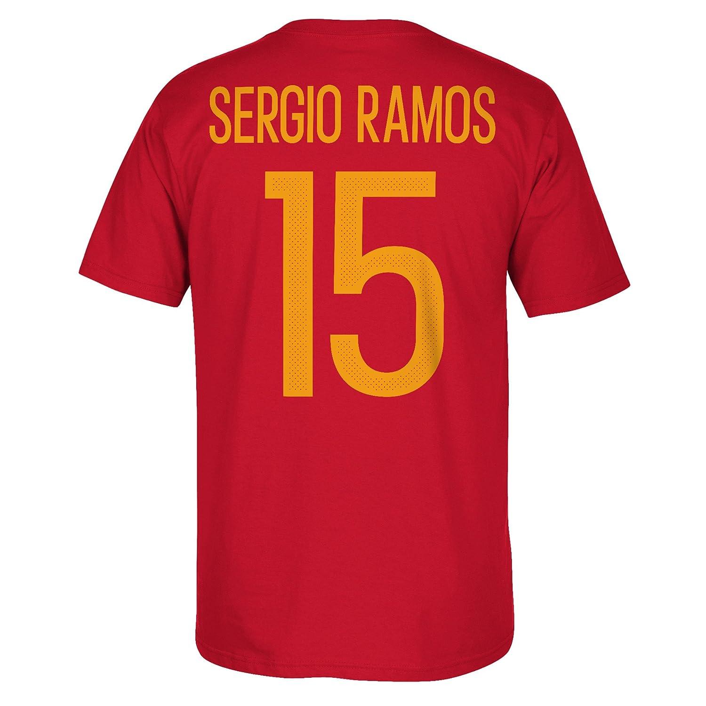 e49c246fe Amazon.com   adidas International Soccer Real Madrid Adult Men Global  Soccer Jersey Hook S Tee