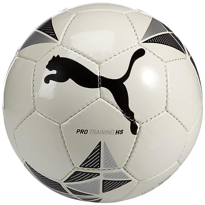 10 opinioni per Puma, Pallone, Bianco (White-Black-Metallic Silver), 5