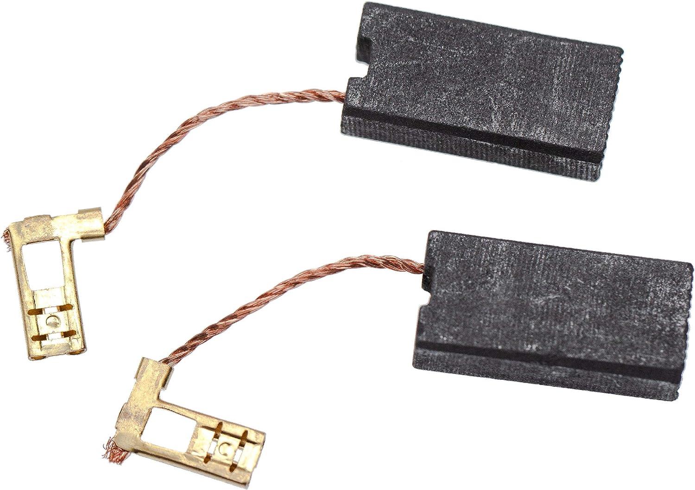 TE 74 TE 704 TE 705 TE 75 trapano a percussione vhbw 2x spazzola di carbone per motore 7 x 12,5 x 26mm compatibile con Hilti TE 56-ATC