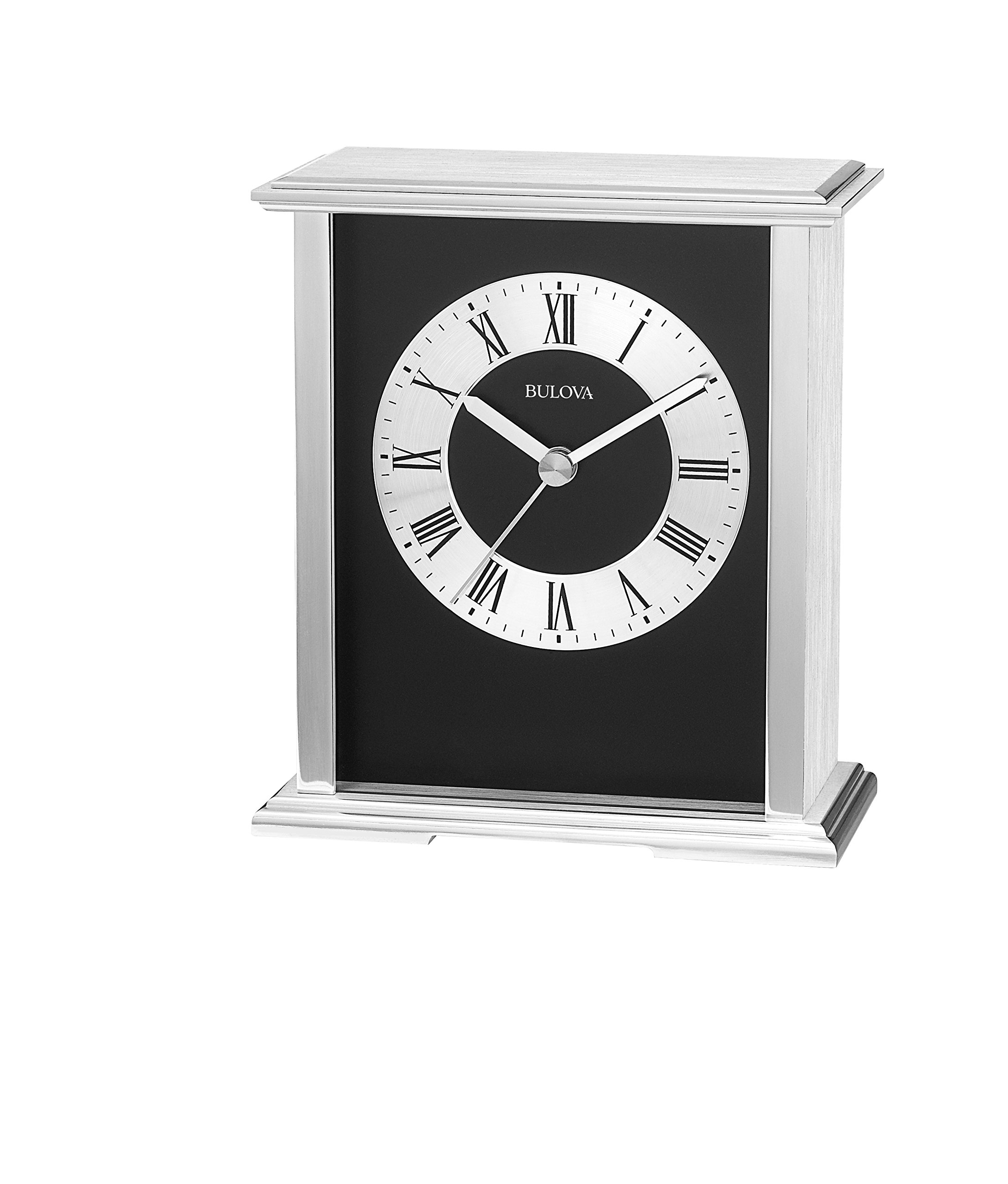 Bulova Baron Mantel/Tabletop Clock by Bulova