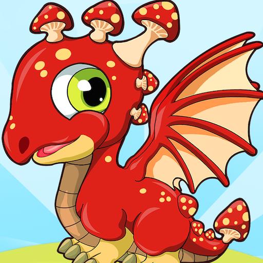 - Magic Dragon Village - Fighting Breeding Fun Magic City Builder Free 2 Play Dragons Game