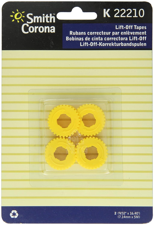 Smith Corona 22210 Lift-Off Typewriter Tape K22210