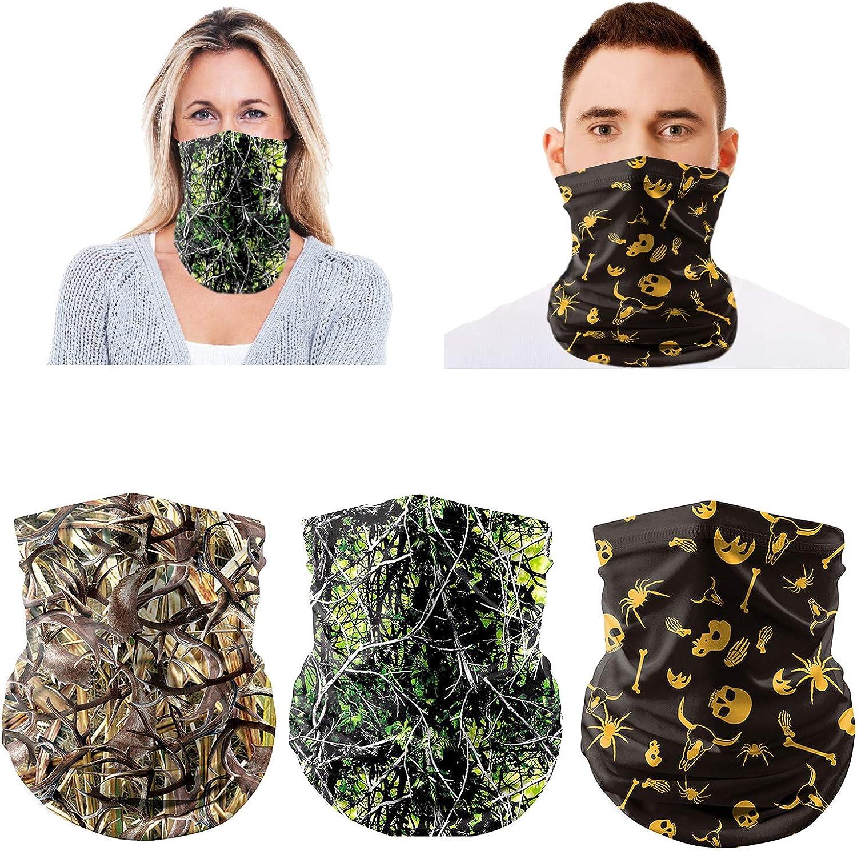 Cooling Seamless Sports Bandanas Half Face Scarf Cover Men /&Women Neck Gaiter