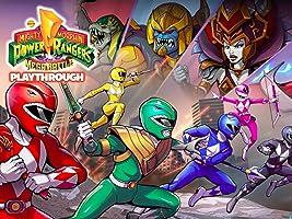 Amazon.com: Watch Clip: Super Mega Ninja Rangers   Prime Video