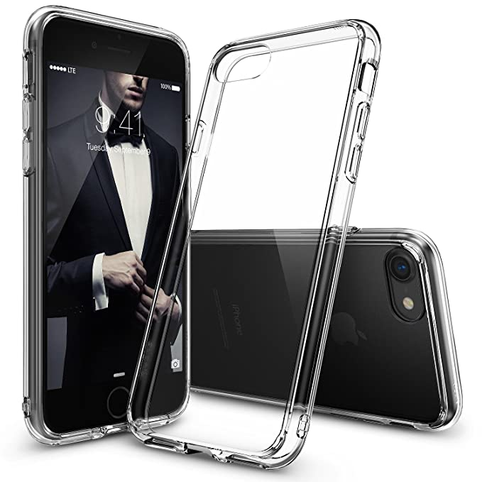 coque iphone 7 ringke fusion