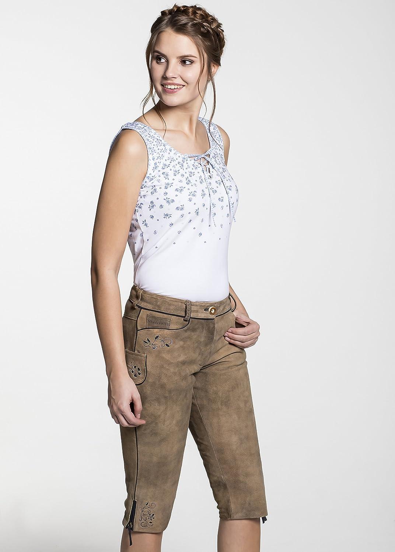 Spieth/&Wensky Damen Lederhose Gaela 60 cm