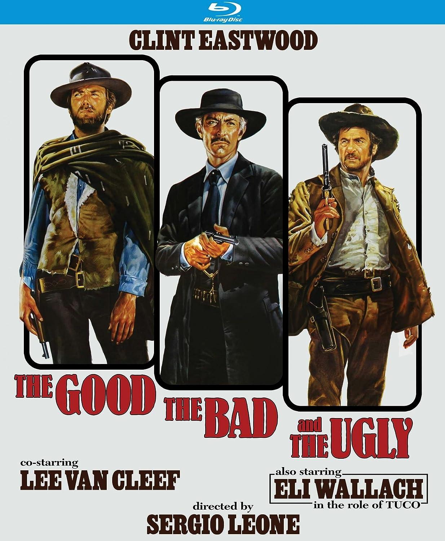 Good Bad & The Ugly 1967 2 Blu-Ray Edizione: Stati Uniti Italia Blu-ray: Amazon.es: Clint Eastwood, Eli Wallach, Lee Van Cleef, Aldo Giuffrè, Mario Brega, Rada Rassimov, Enzo Petito, Claudio Scarchilli, Al