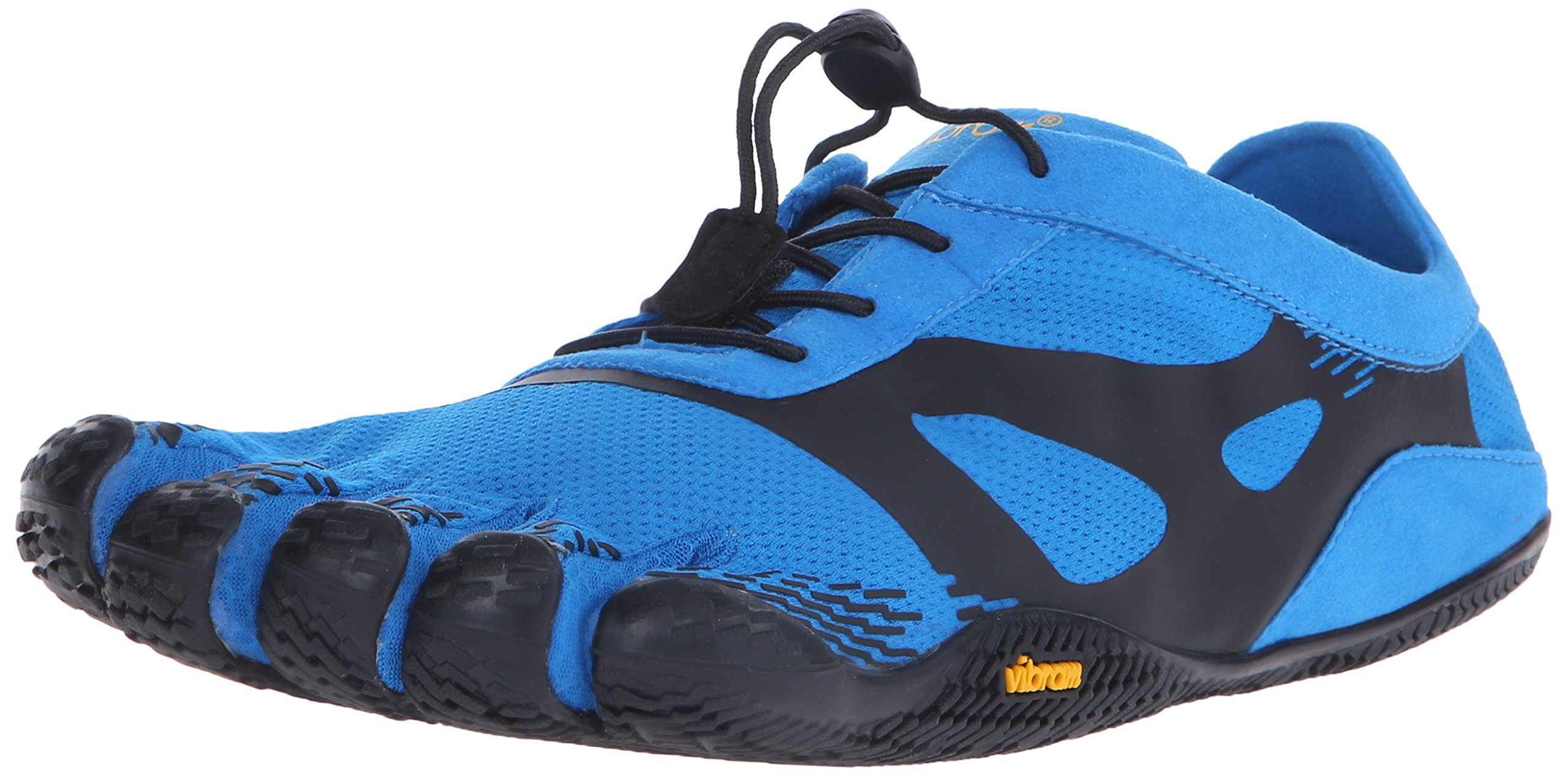 Vibram Men's KSO EVO Cross Training Shoe,Blue/Black,44 EU/10.5-11 M US