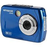 Istantaneo impermeabile subacquea condivisione fotocamera digitale Polaroid IS048 - 16MP impermeabile fino a 10 piedi - schermo da 2.4 pollici (Blu)