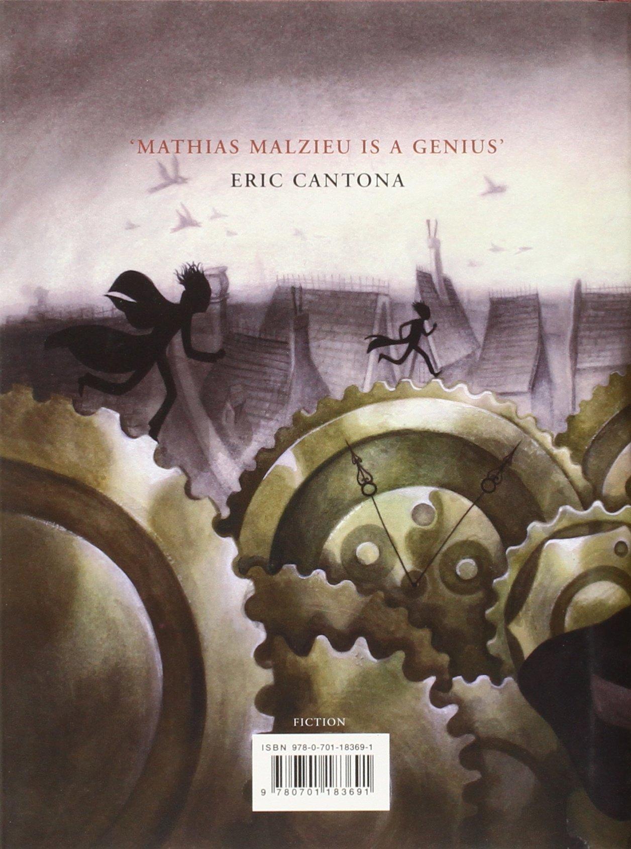 The Boy With The Cuckooclock Heart: Amazon: Mathias Malzieu, Sarah  Ardizzone: 9780701183691: Books