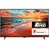 """Finlux 65"""" 4K UHD Smart LED TV with Freeview Play (65-FUB-8022)"""