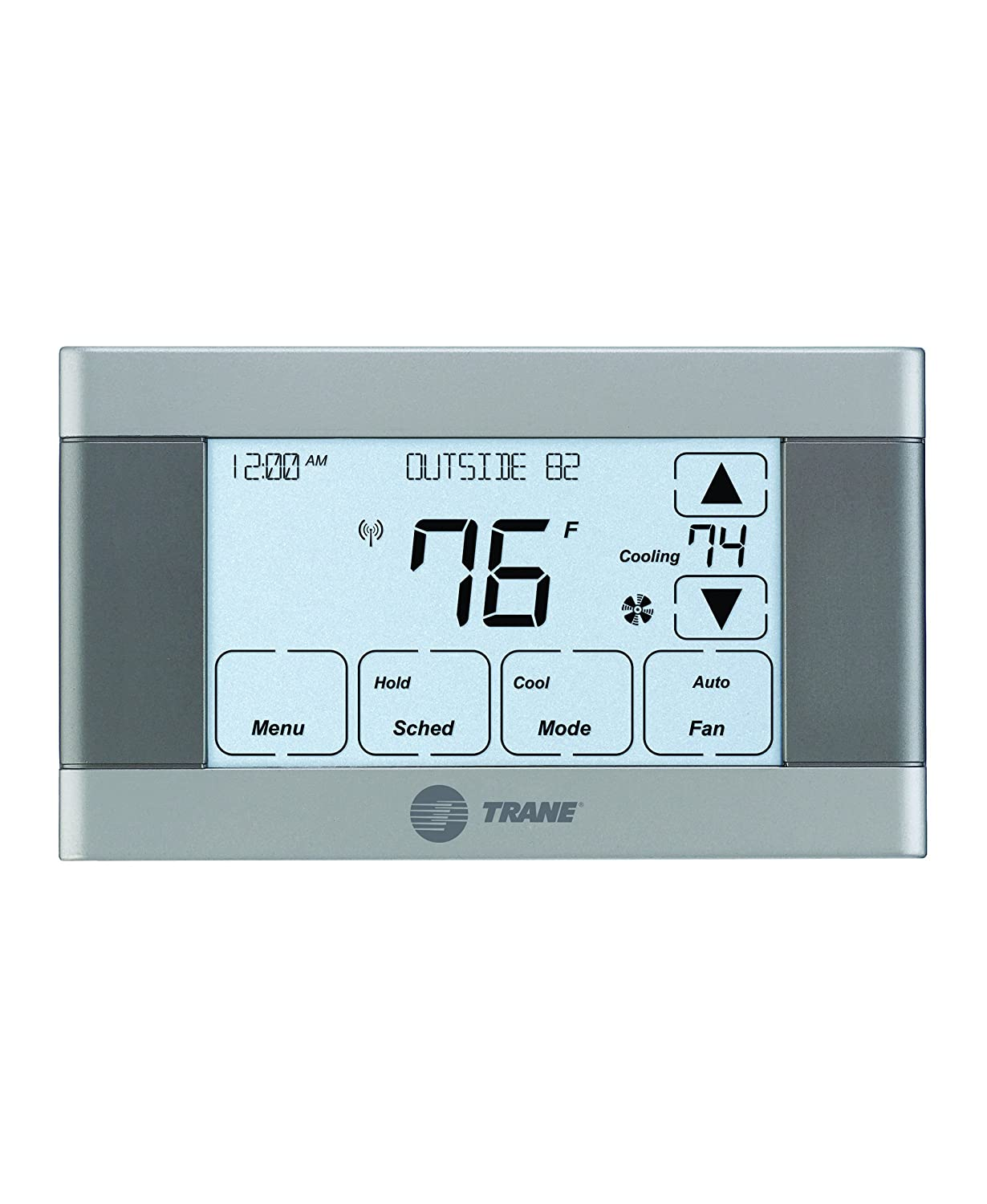 Trane XL624 - Nexia Home Automation Z-Wave Thermostat by Trane: Amazon.es: Bricolaje y herramientas