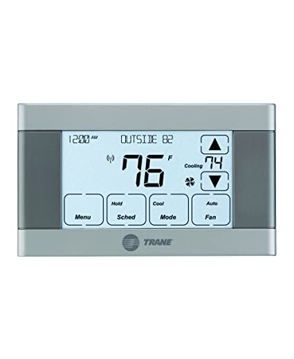 Trane XL624 Nexia Home Automation ZWave Thermostat Amazoncom
