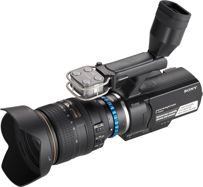 Novoflex Adapter Nikon Objektiv an Sony NEX//Alpha 7