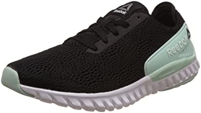 Reebok Women's Twistform 3.0 Mu Black, Mist and White Running Shoes - 5 UK/