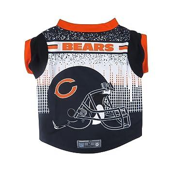 NFL Chicago Bears mascota rendimiento camiseta, grande: Amazon.es: Deportes y aire libre