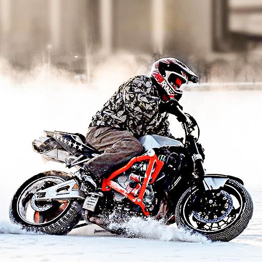 Snow Bike Drift Racer Fever & Quad Stunts 2018 (Drifting Snow)