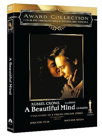 A Beautiful Mind [Italia] [DVD]: Amazon.es: Jennifer Connelly ...