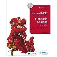 Cambridge IGCSE Mandarin Chinese Student's Book 2nd edition