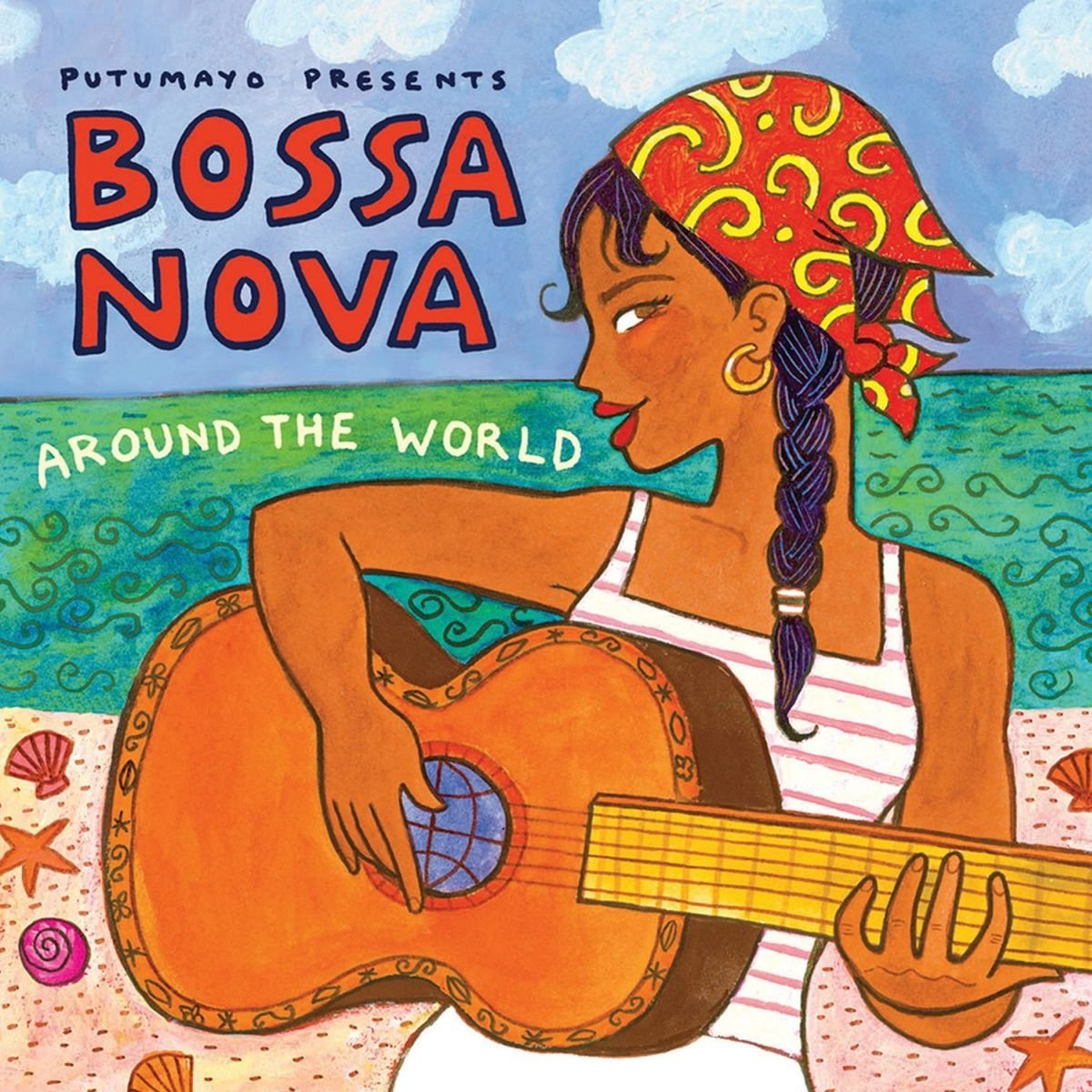 Bossa Nova Around The World by Putumayo