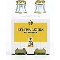 StrangeLove Bitter Lemon Tonic Water, Pack of 4 x 180ml