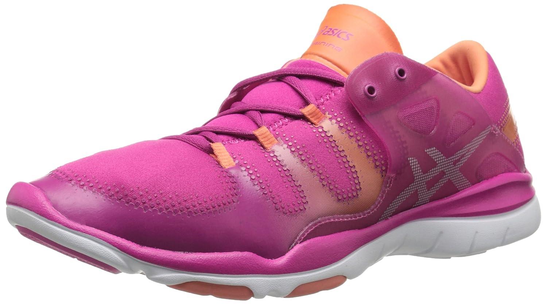 ASICS Women's GEL Fit Vida Fitness Shoe B00Y1D71LI 8 B(M) US|Berry/Silver/Melon