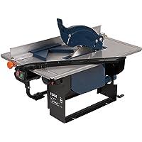FERM Scie à table 800W 200mm - Incl. 1 lame et adaptateur aspirateur