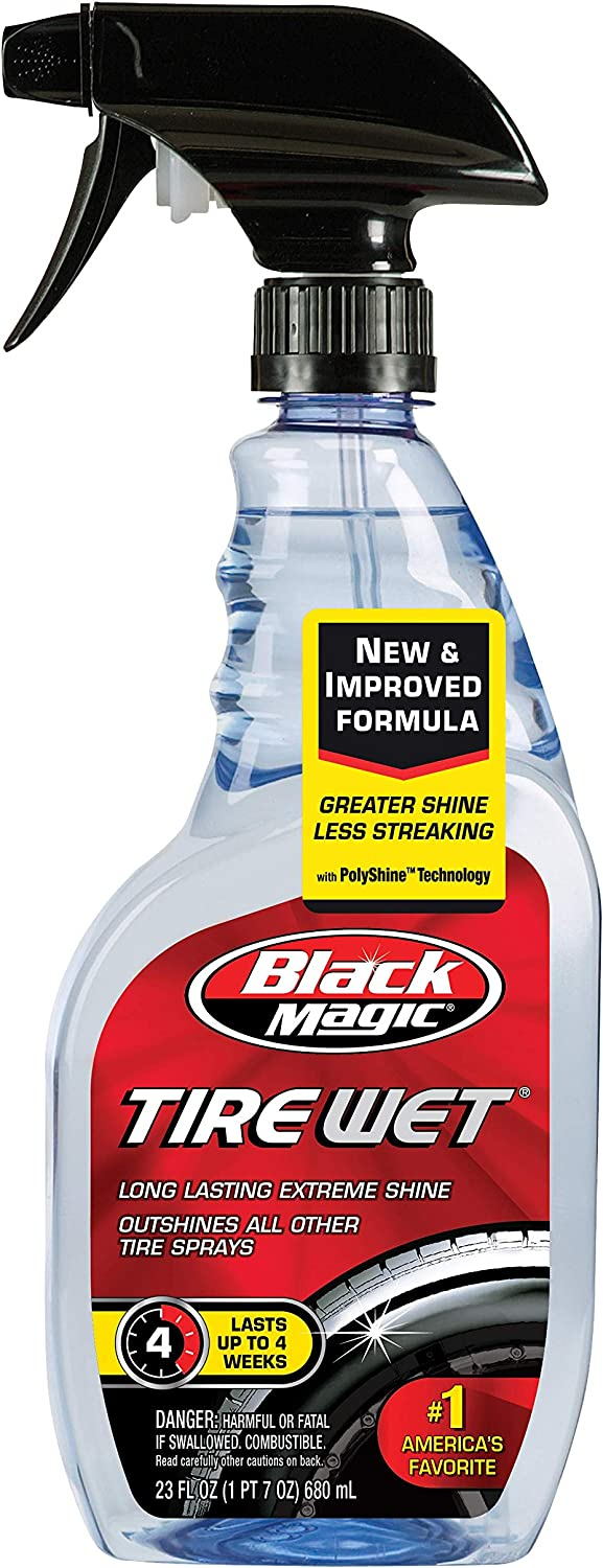 B000BODV6K Black Magic BM23 TIRE Wet, 23. Fluid_Ounces 81v39ydwRgL