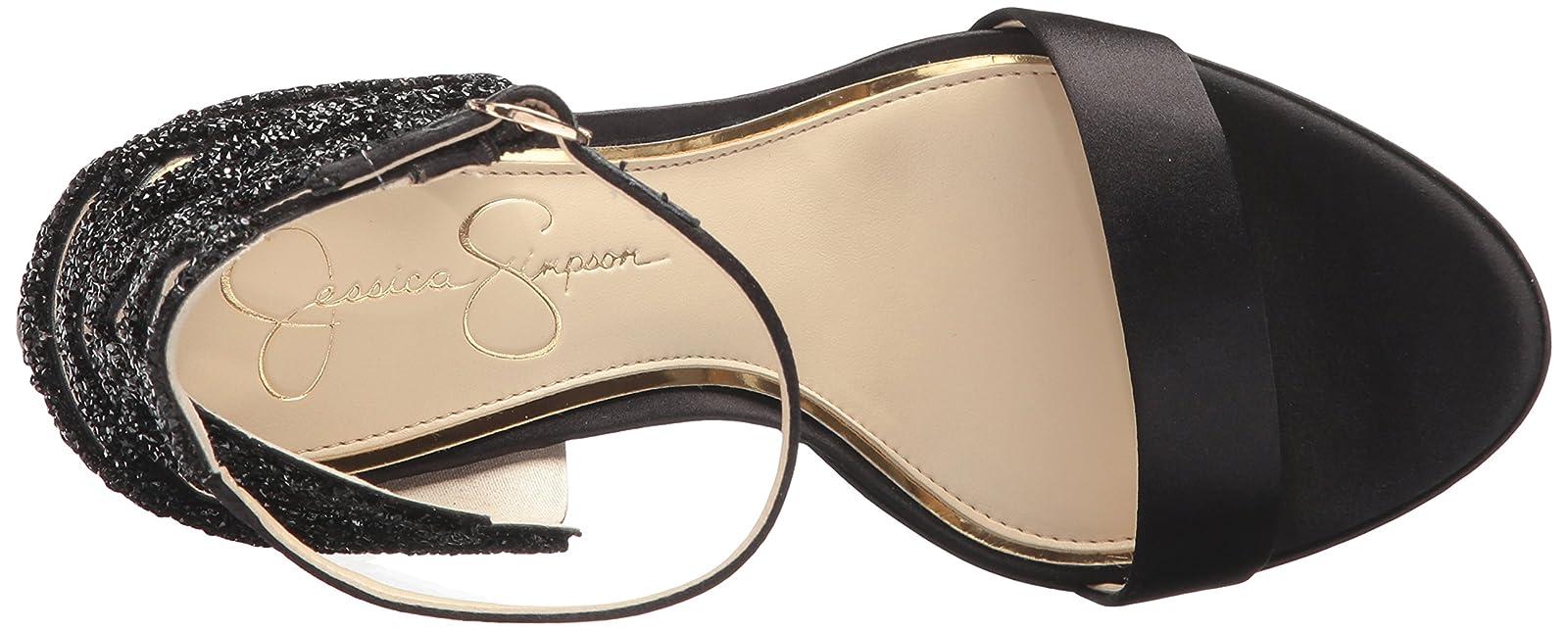 Jessica Simpson Women's BAYVINN Heeled Sandal US - 8